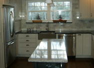 Custom Kitchen Renovation - Garden City, NY